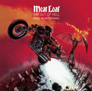 Meat Loaf Heaven Can Wait cover