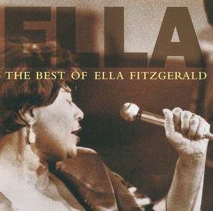 The Best Of Ella Fitzgerald Albumcover