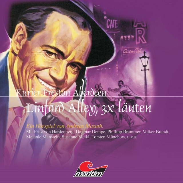 Folge 4: Linford Alley, 3x läuten Cover