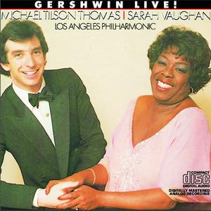 Gershwin Live! album