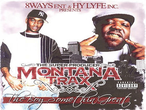 Montana Trax - The Boy Somethin' Great Albümü