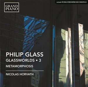 Glass: Glassworlds, Vol. 3 Albümü