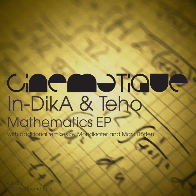Mathematics EP