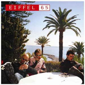 Eiffel 65 (The English Album) Albumcover