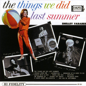 Things We Did Last Summer album