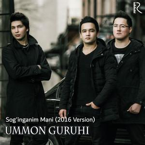 Sog'inganim Mani (2016 Version) Albümü