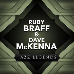 Ruby Braff, Dave McKenna Dancing In The Dark cover