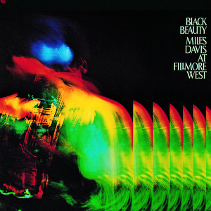 Black Beauty: Miles Davis At Fillmore West Albumcover