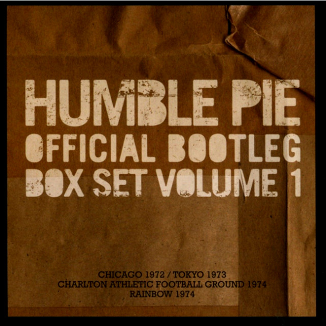 Official Bootleg: Box Set Vol. 1