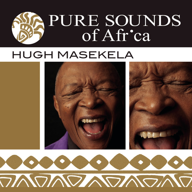 Pure Sounds of Africa Albumcover