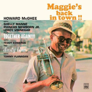 Howard McGhee, Bennie Green, Roland Alexander, Pepper Adams, Tommy Flanagan, Ron Carter, Walter Bolden A Cottage for Sale cover