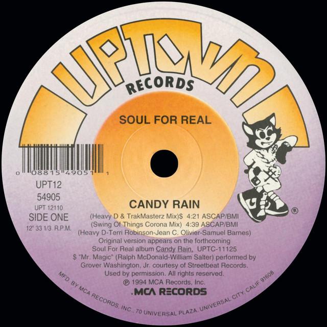 Candy Rain cover