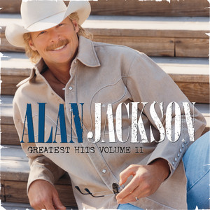 Alan Jackson It Must Be Love cover