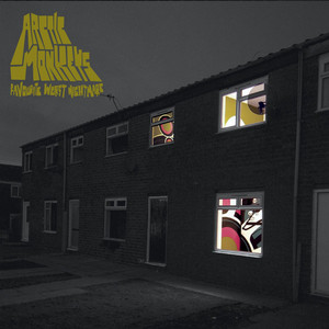 Favourite Worst Nightmare (Standard Version) album