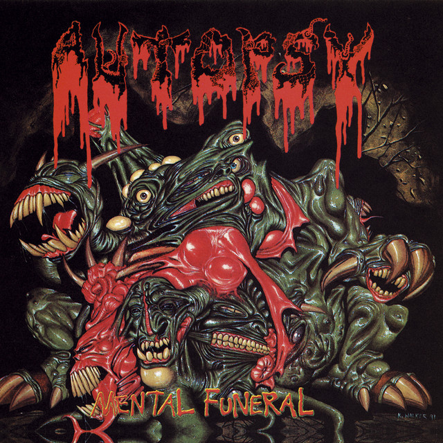 Artwork for Dark Crusade by Autopsy