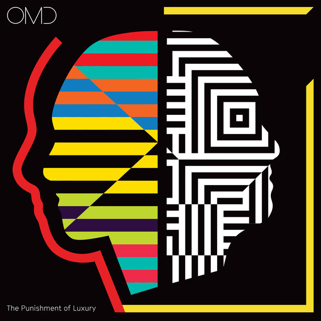 Orchestral Manoeuvres in the Dark The Punishment of Luxury album cover
