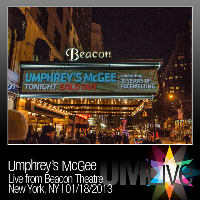 Live from Beacon Theatre