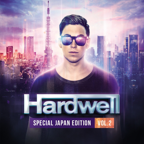 HARDWELL (SPECIAL JAPAN EDITION VOL.2)