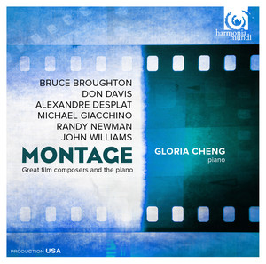 Montage: Great Film Composers and The Piano album