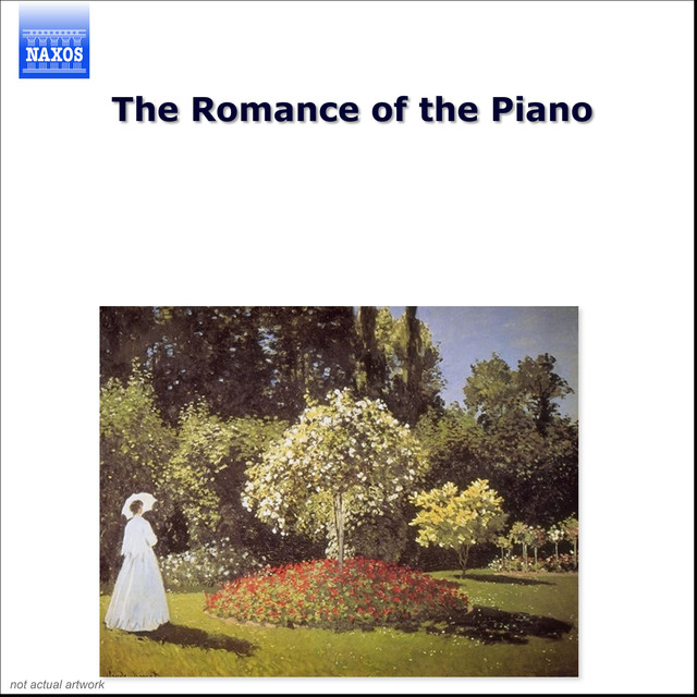 Romance Of The Piano (The) Albumcover