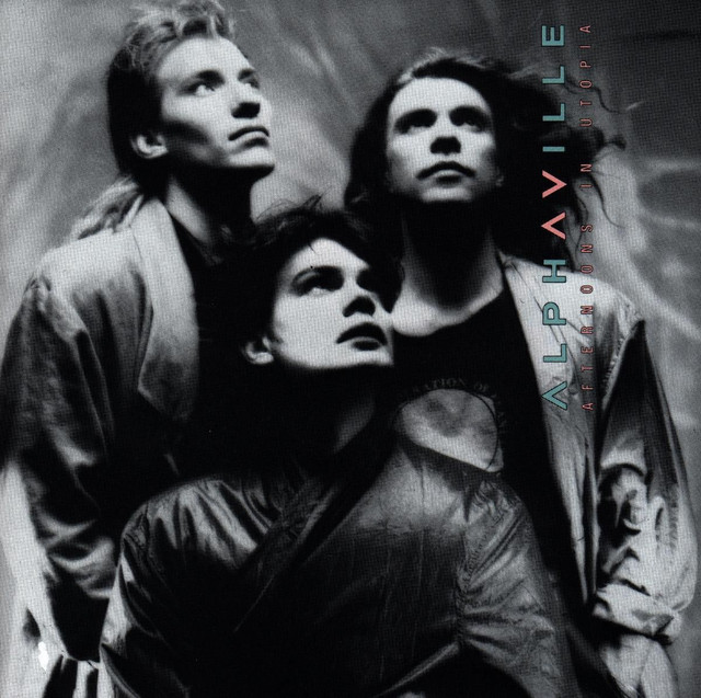 Alphaville Afternoons in Utopia album cover