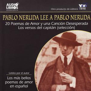Pablo Neruda Lee a Pablo Neruda (Unabridged) Albumcover