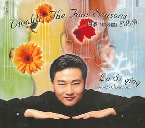 Vivaldi: The 4 Seasons Albumcover