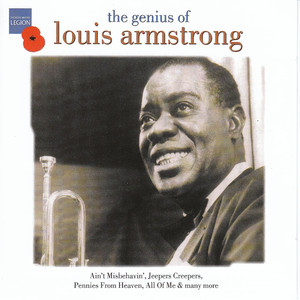 Louis Armstrong Blue, Turning Grey Over You cover