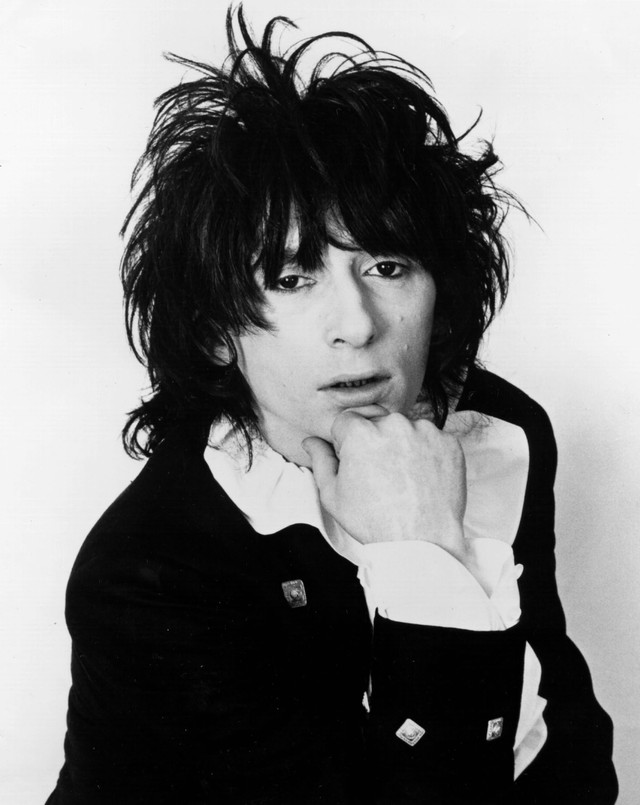 Johnny Thunders photo