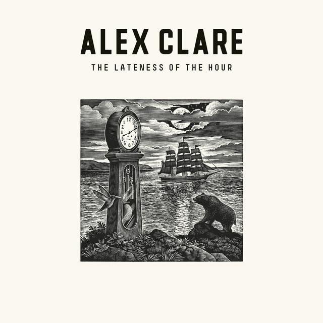 Alex Clare album cover