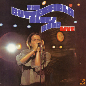 The Paul Butterfield Blues Band Live album