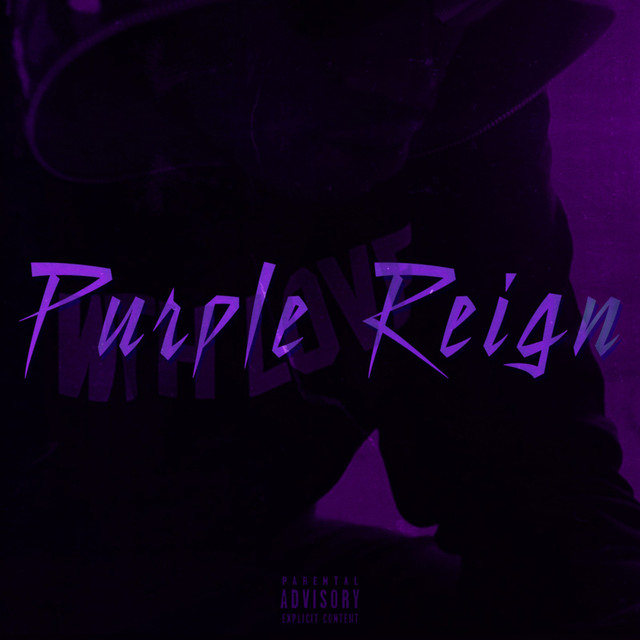 Album cover for Purple Reign by Future Hendrix