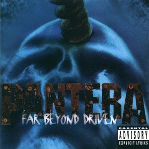 Far Beyond Driven Albumcover