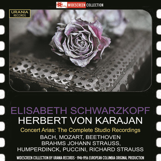 Elisabeth Schwarzkopf: Concert Arias (The Complete Studio Recordings)