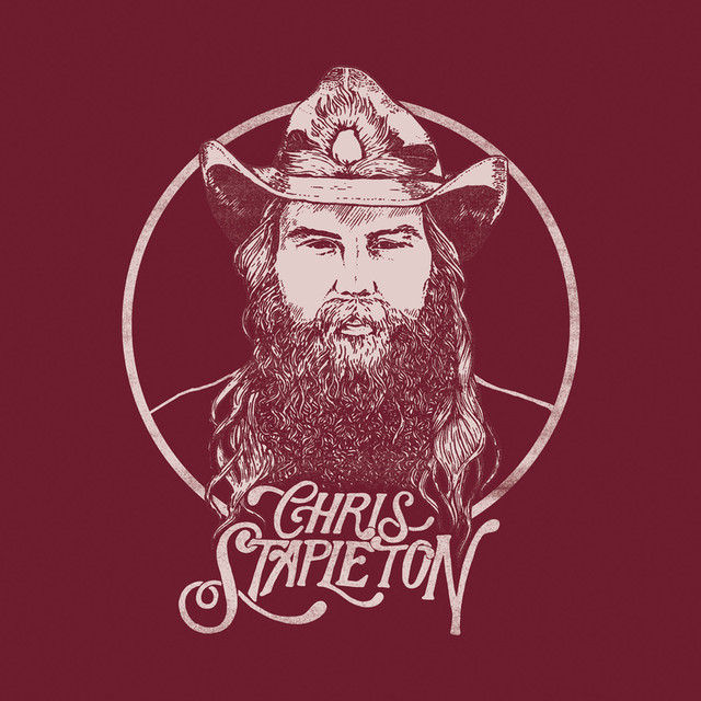 Skivomslag för Chris Stapleton: From A Room: Volume 2