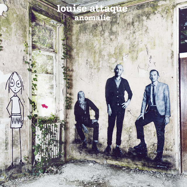 Album cover for Anomalie by Louise Attaque