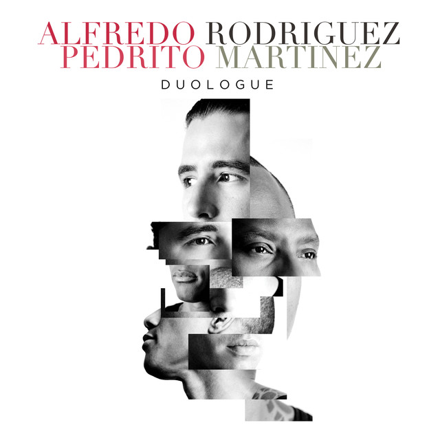 Album cover for Duologue by Alfredo Rodriguez, Pedrito Martinez