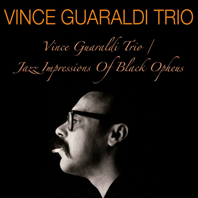 Vince Guaraldi Trio Jazz Impressions Of Black Orpheus By