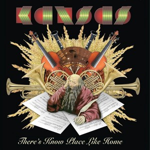 There's Know Place Like Home Albumcover