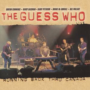 Running Back Thru Canada album