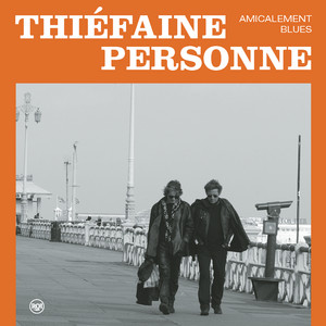 Hubert-Félix Thiéfaine, Paul Personne Distance cover