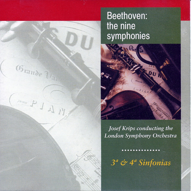 Beethoven the Nine Synphonies: No. 3, No. 4