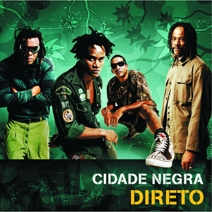 Cidade Negra Direto (Ao Vivo) album