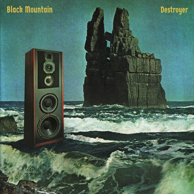 Album cover for Destroyer by Black Mountain