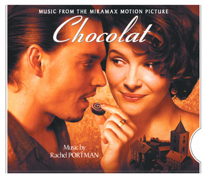 Chocolat - Original Motion Picture Soundtrack Albumcover