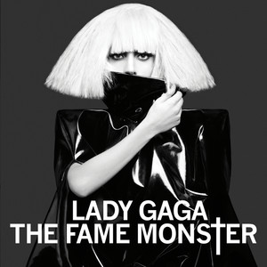 The Fame Monster (International Deluxe) Albumcover