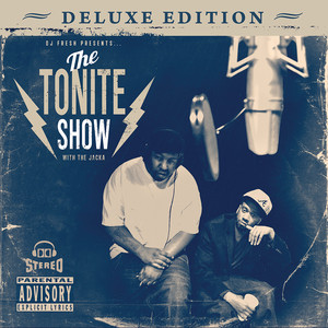 Dj.Fresh Presents The Tonite Show With The Jacka(Deluxe Version) Albumcover