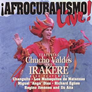 ¡afrocubanismo! Live album