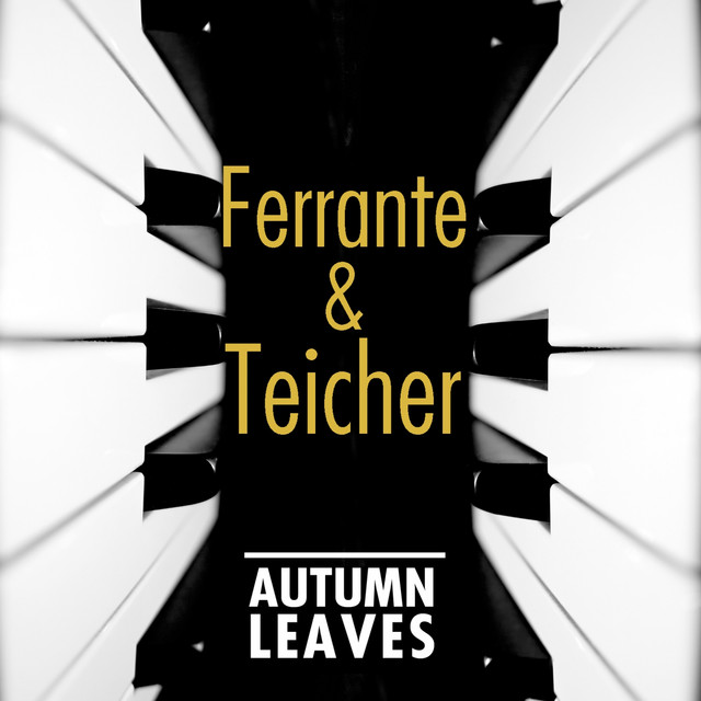 Ferrante and Teicher Autumn Leaves album cover