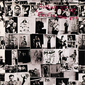 Exile On Main Street (2010 Re-Mastered) Albumcover
